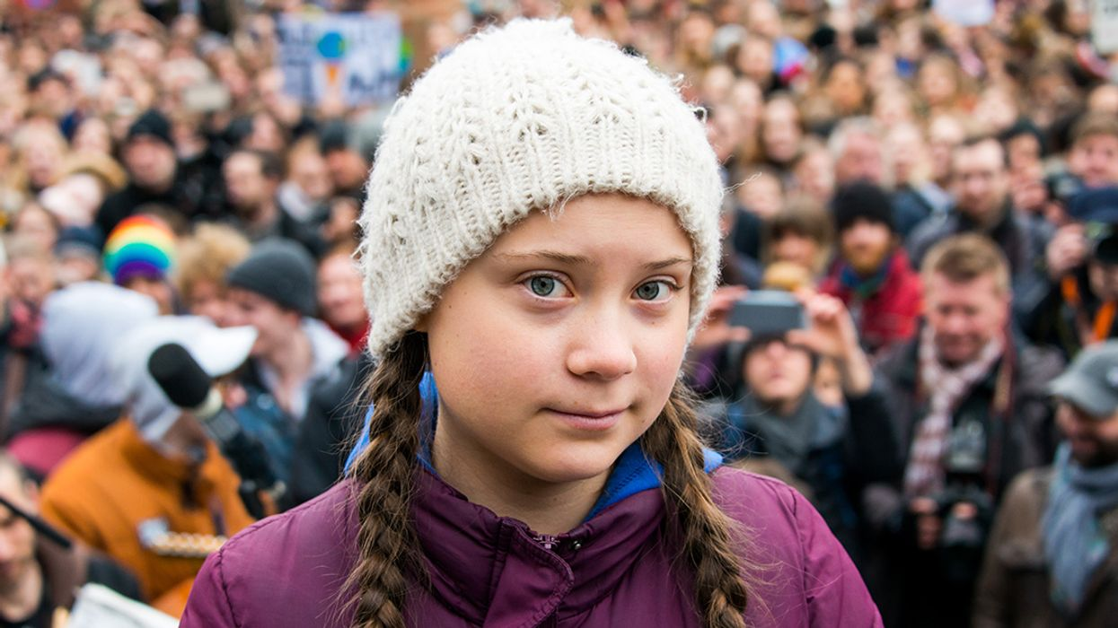 Greta Thunberg—Swedish Teen who Inspired School Climate Strikes—Nominated for Nobel Peace Prize