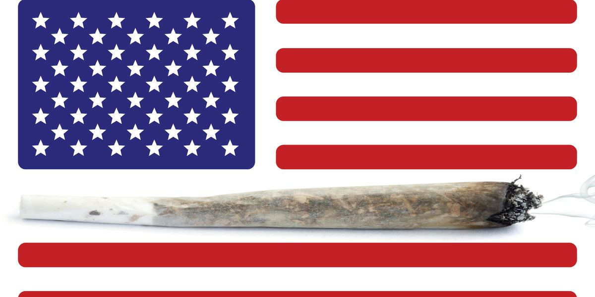 The United States of Cannabis