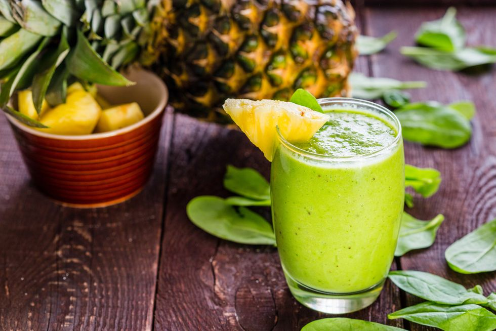 Pineapple Juice And Cucumber Can Clean The Colon In 7 Days And Help You Lose Weight Higher Perspective