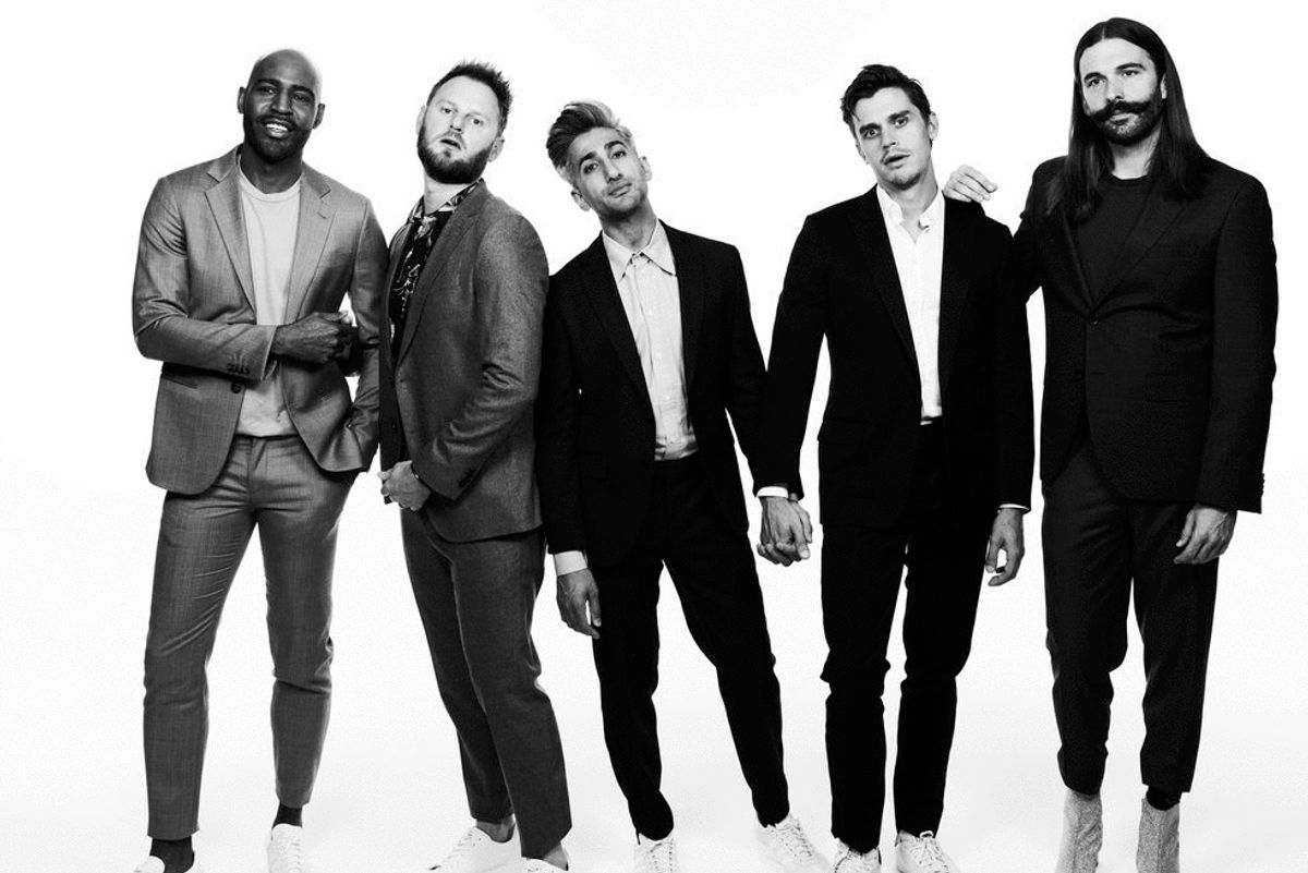 You Can Watch New 'Queer Eye' Tonight