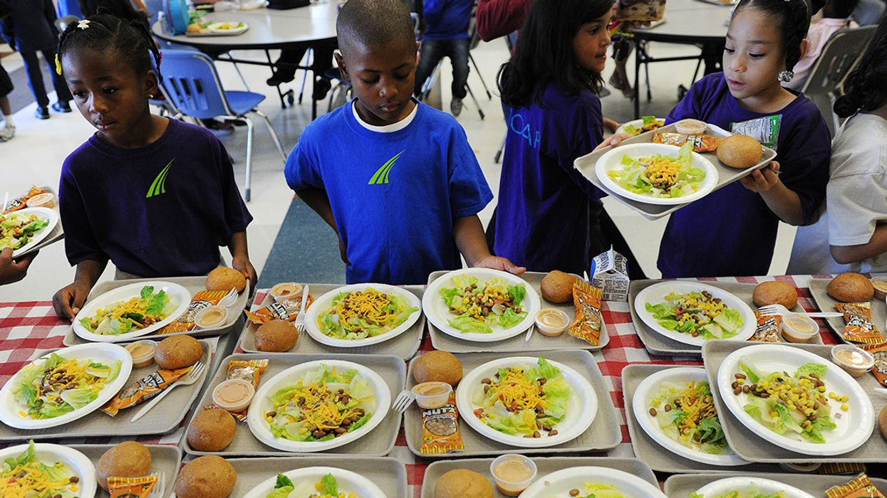 New York City Public Schools to Join 'Meatless Mondays' Movement