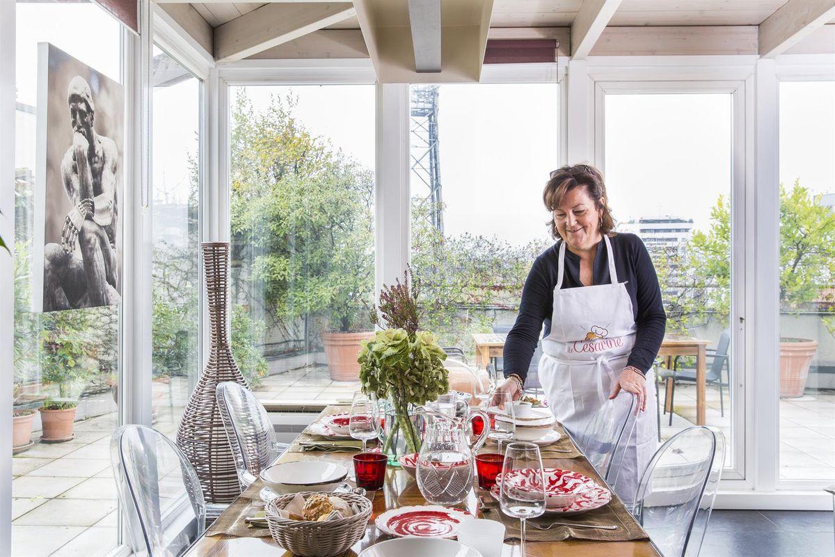 La cucina italiana torna dalle Cesarine. È la rivincita delle cuoche di casa