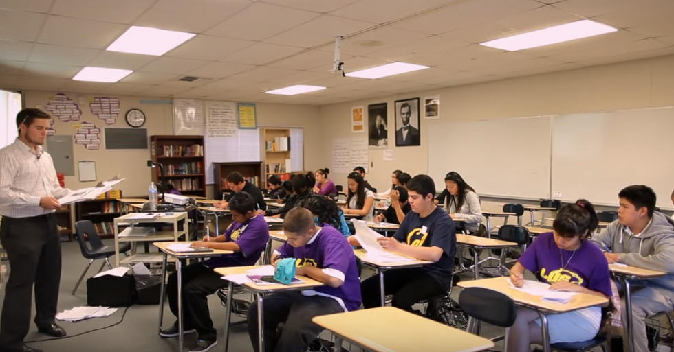 Tracking In Schools Is Not The Problem, Because Education Is A Personal Choice