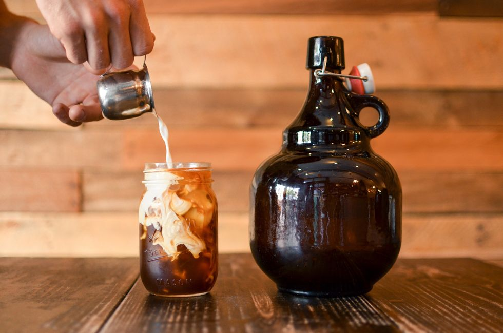 Do You Like Coffee But Get Heartburn? Try Cold Brew