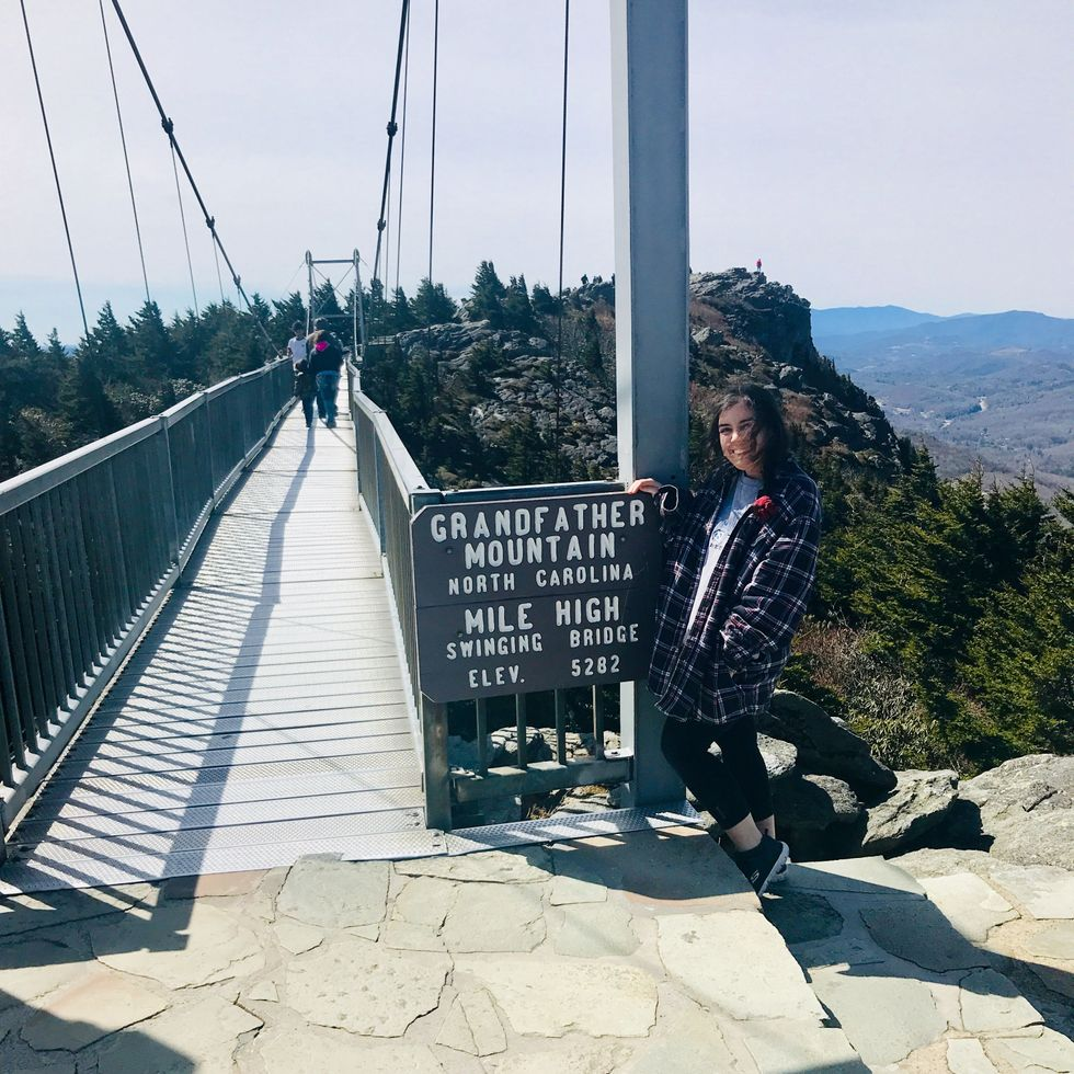 I Hiked At Five NC State Parks In Two Days—A Mountain Adventure That Elevated My Love For Nature