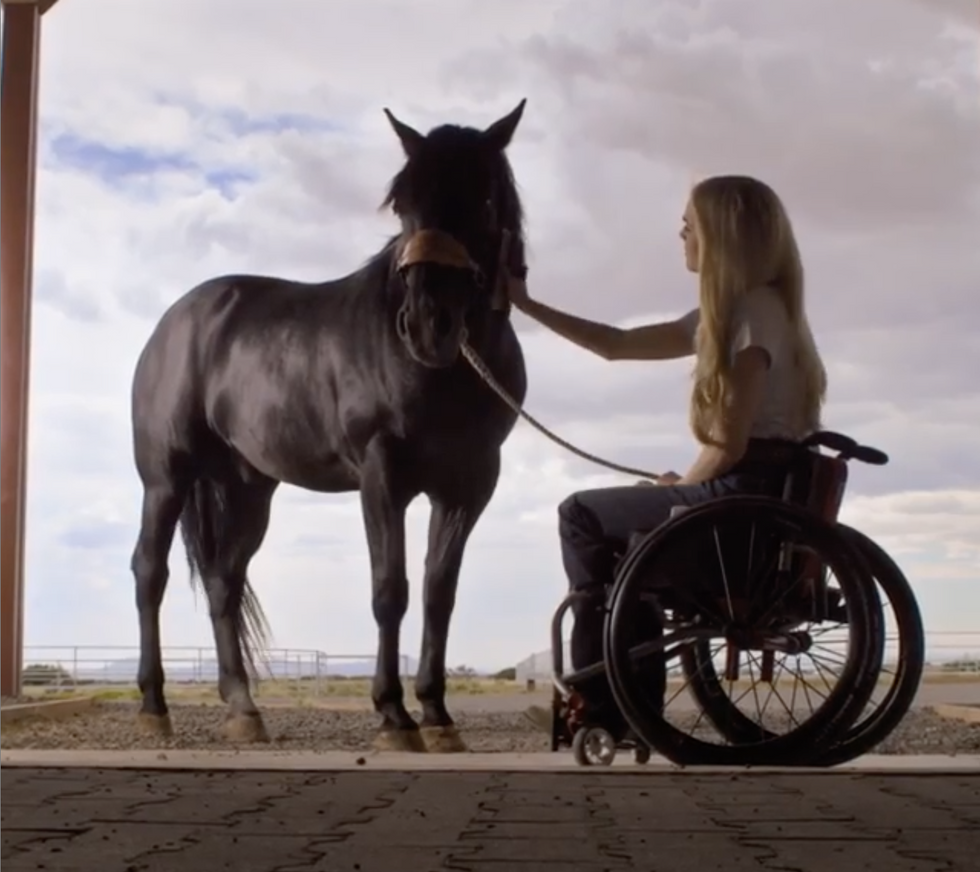 Netflix's 'Walk. Ride. Rodeo.' Takes The Reigns With An Inspiring Message