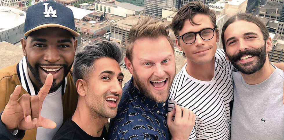 'Queer Eye's' Season 3 Is Important For Anyone Struggling With Self-Love