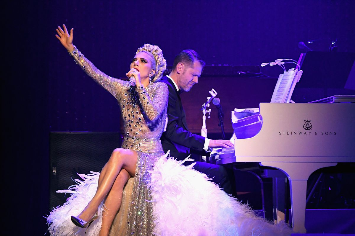 Watch Lady Gaga Cover Frank Sinatra at Fred Durst's Jazz Night