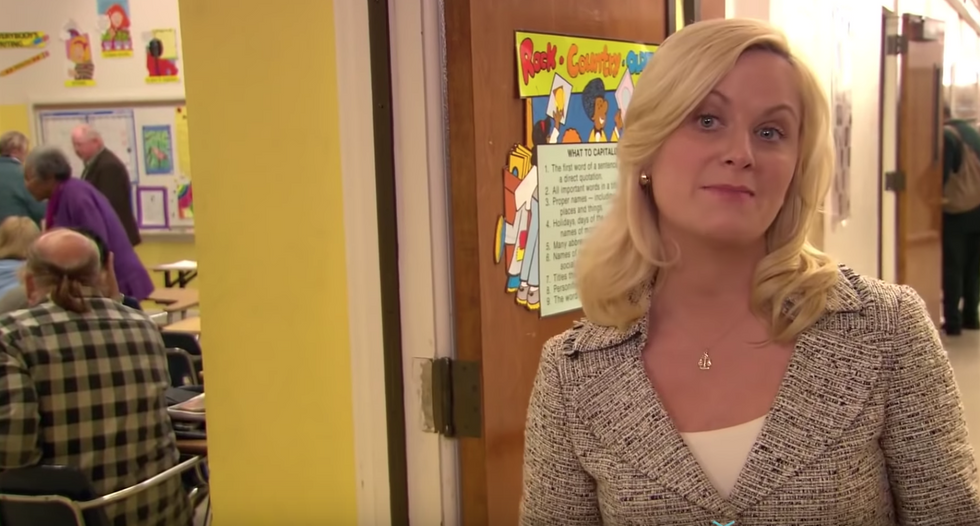 21 Signs You're An Education Major As Told By 'Parks And Rec'