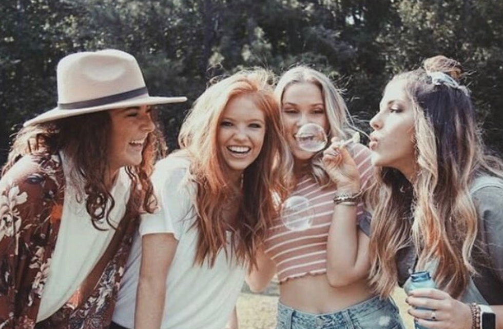 7 Things Girls In Sororities Just Need To Stop Saying To Girls Who Aren't