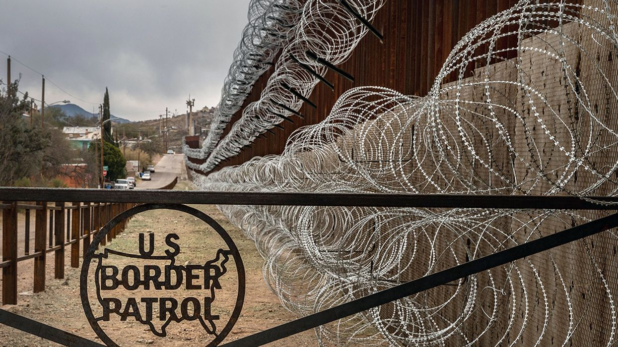 Wolves and Jaguars Are Already Threatened by Border Razor Wire As Trump Vetoes Bid to Block Emergency Wall Funding