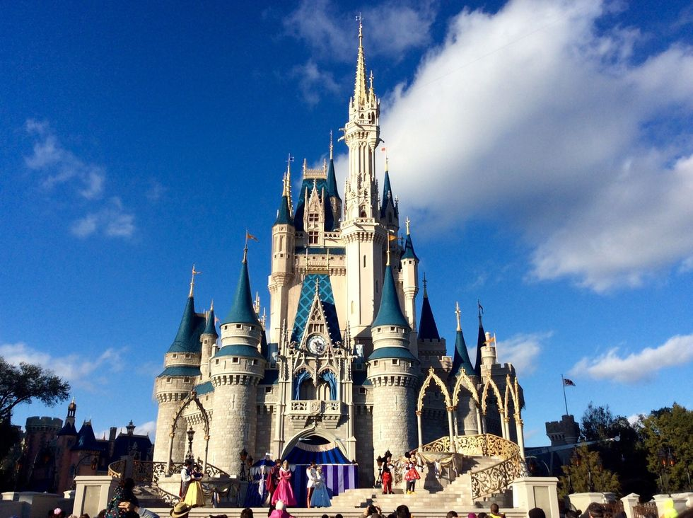 A Definitive List Of The Top 9 Rides At Walt Disney World