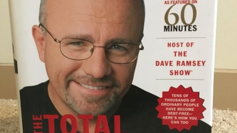 Dave Ramsey, Thank You For Sharing Your Money Tips And Knowledge With The Rest Of Us