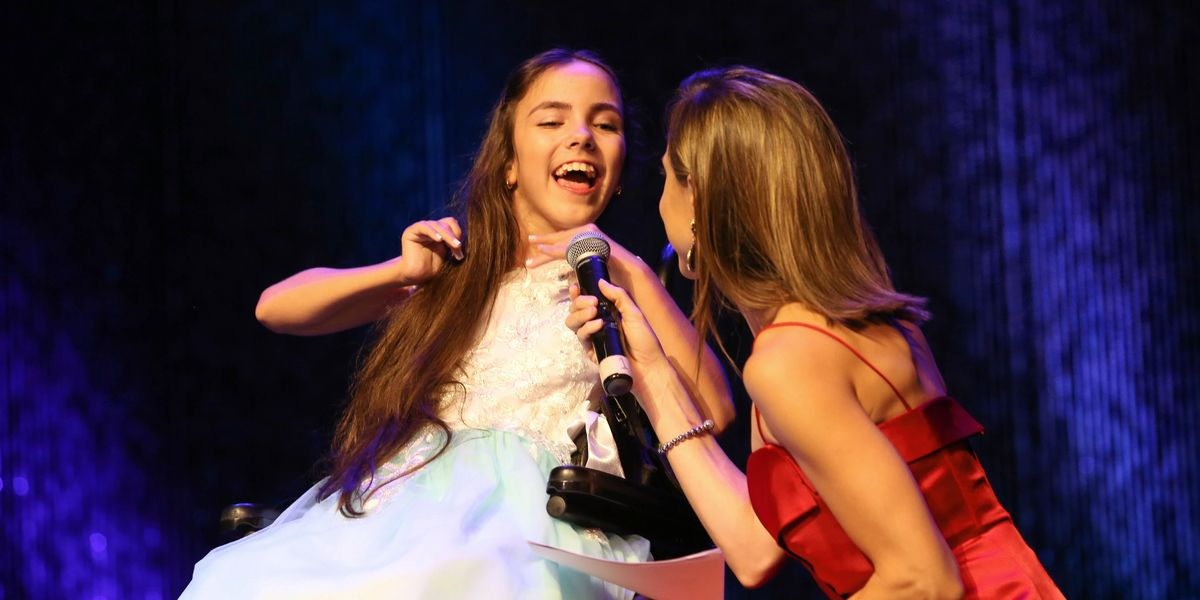 The Beauty Pageant Celebrating Girls With Disabilities