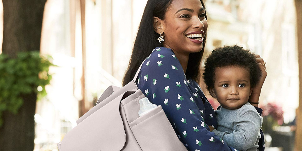 15 stylish diaper bags that don't look like diaper bags