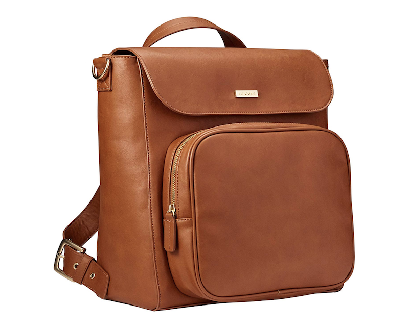 JJ Cole Cognac Diaper Bag