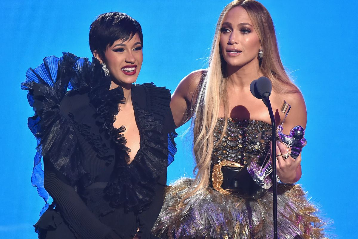 Cardi B and J.Lo Are Making a Movie  Together