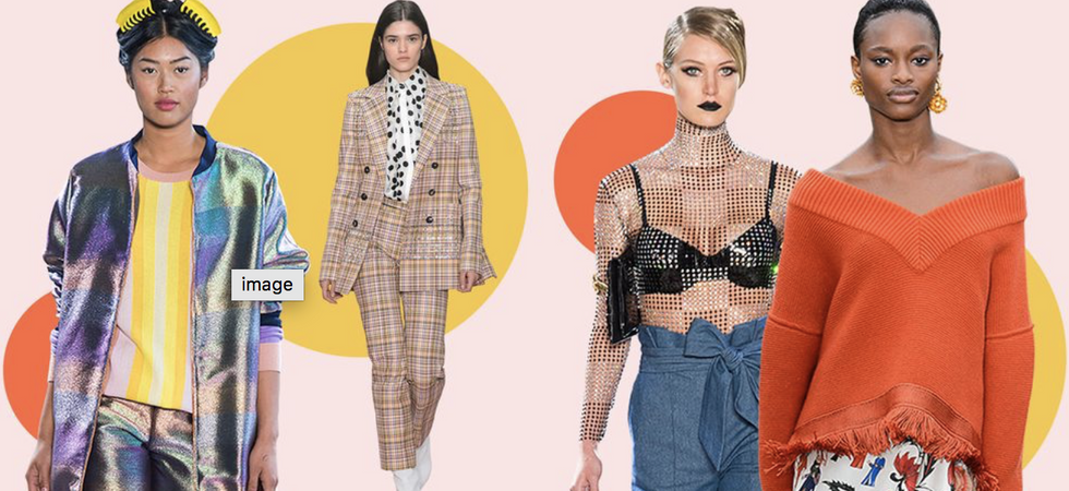 Top 5 Fashion Trends To Look Out For In Spring/Summer 2019