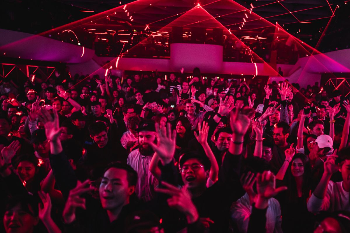 Taipei's Club Scene Speaks Its Own Language