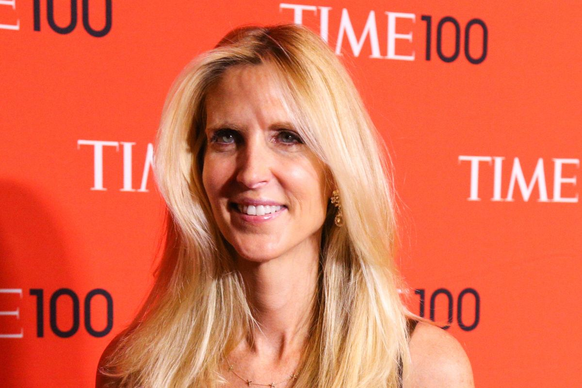 Trump on Ann Coulter: 'I Don't Know Her'