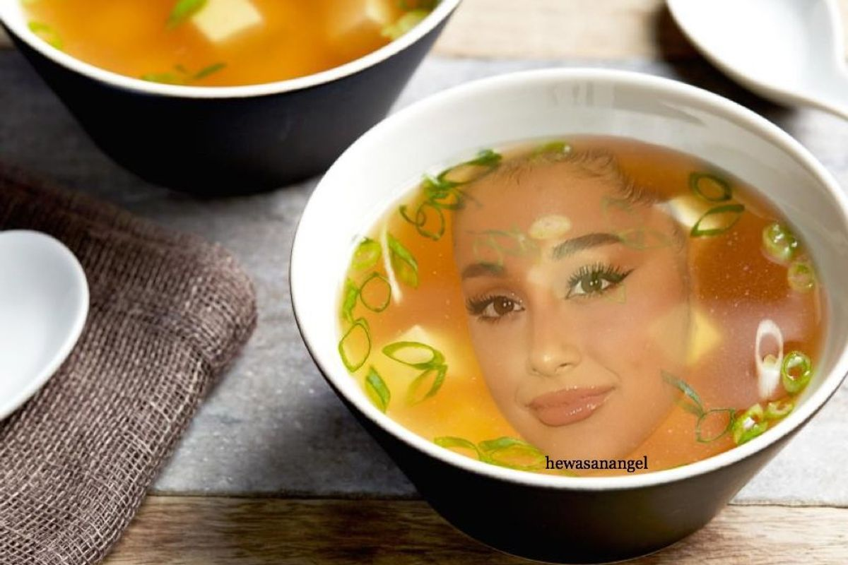 Ariana Grande Wants to Know What Kind of Soup You Are