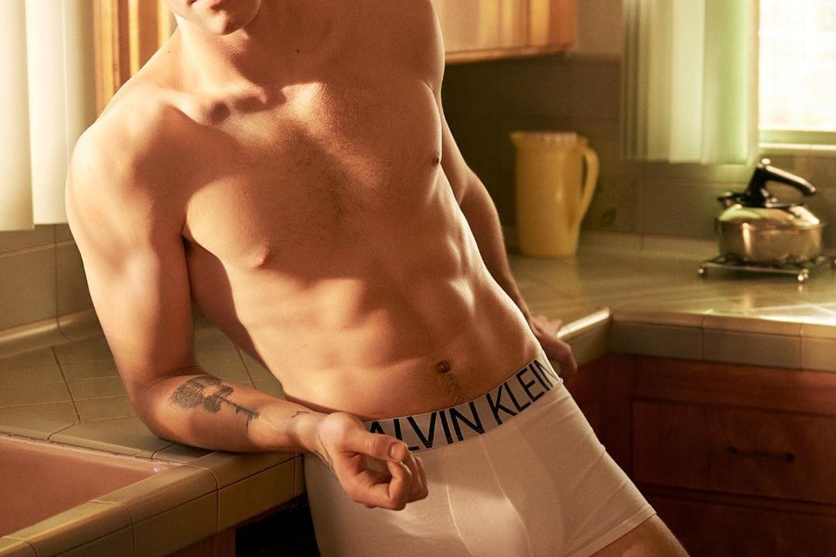 Have You Seen Shawn Mendes' Calvin Klein Campaign?