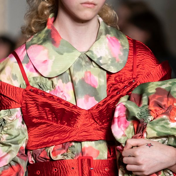 A Study of Contrasts at Simone Rocha