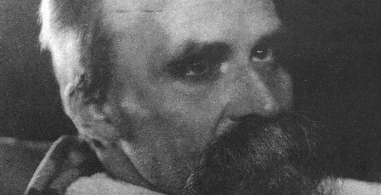 Humans don't want happiness above all, argued Nietzsche