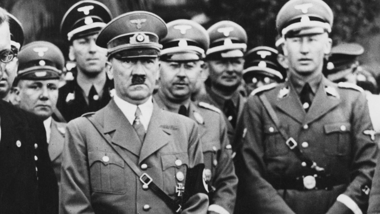 What were Hitler's religious views?