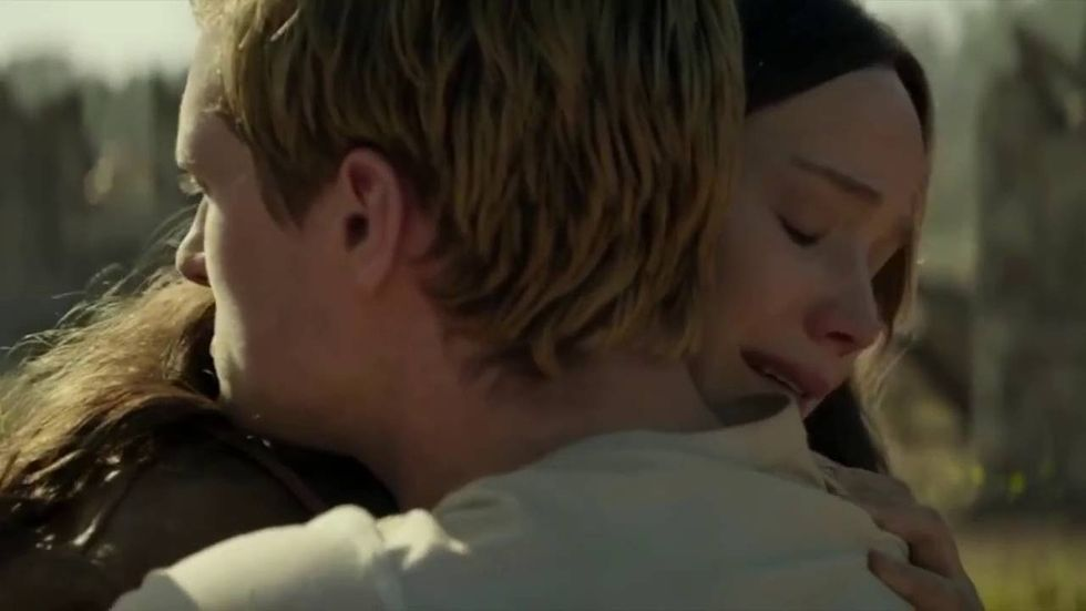 10 Reasons Peeta And Katniss From 'The Hunger Games' Are Couple Goals