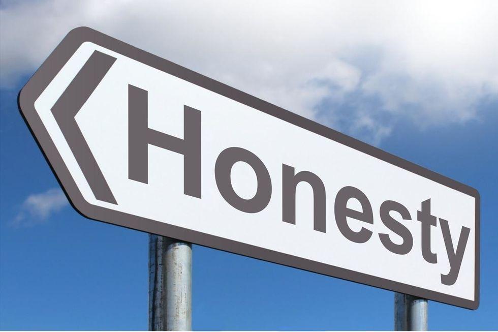 The Struggle With Honesty