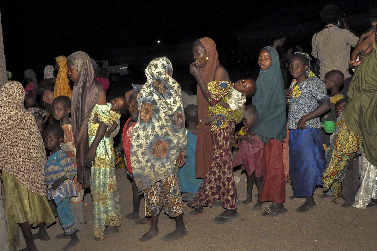Finite le piogge, i nigeriani tornano a partire