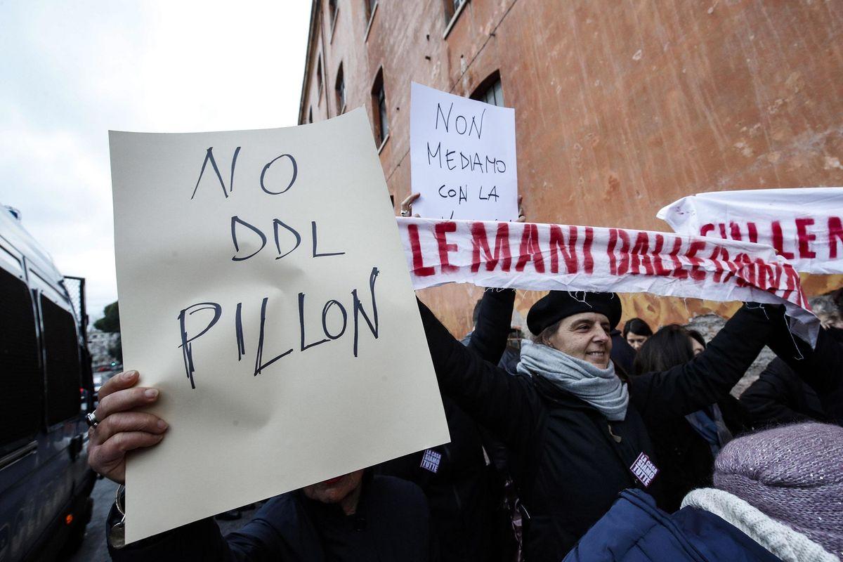 Utero in affitto, Toni Brandi: «Da applausi il ddl Pillon»