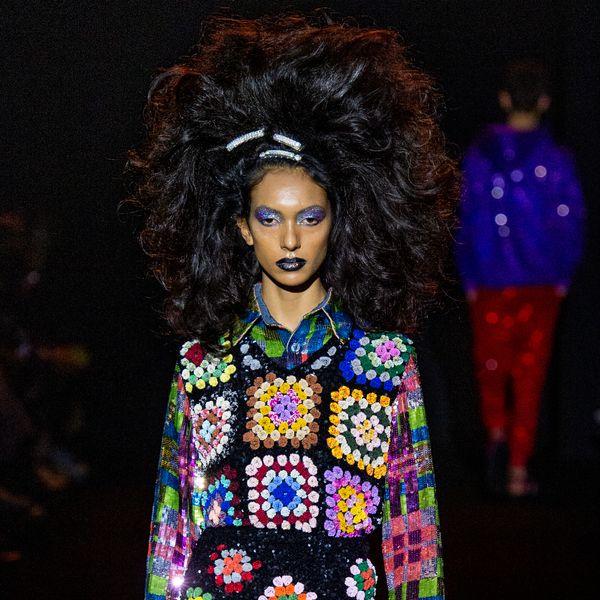 Ashish Revives Crochet at London Fashion Week