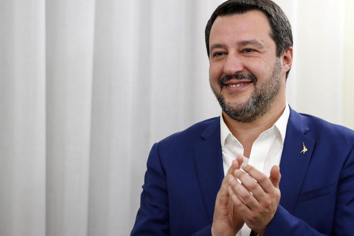 Vince Salvini. Ma il televoto è soltanto un teleflop