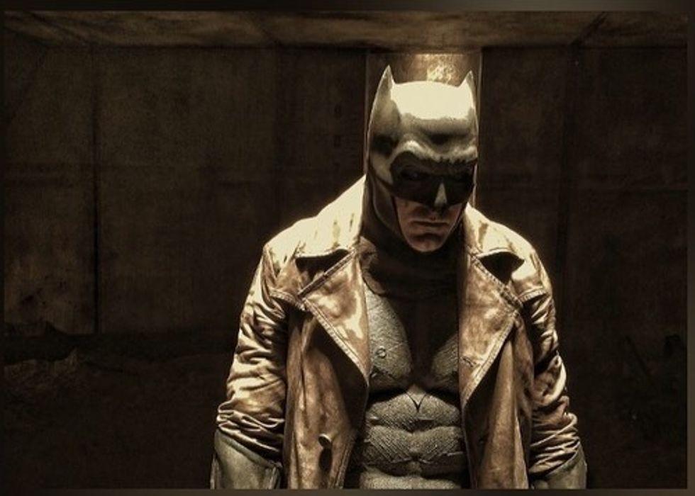 The Warehouse Scene Analysis: Ben Affleck's Batman