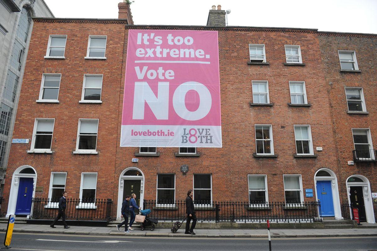 I preti irlandesi si disinteressano del referendum sull'aborto legale