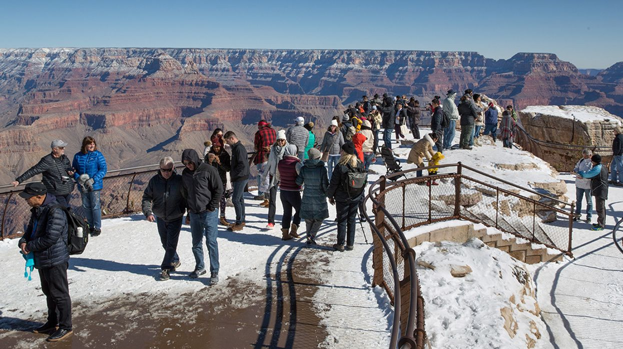 Grand Canyon Visitors Were Exposed to Unsafe Radiation From Buckets of Uranium for Nearly Two Decades