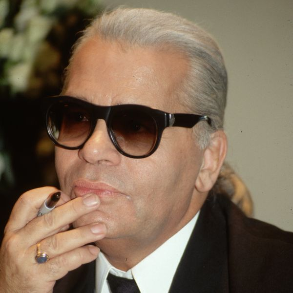 Celebrities React to Karl Lagerfeld's Death