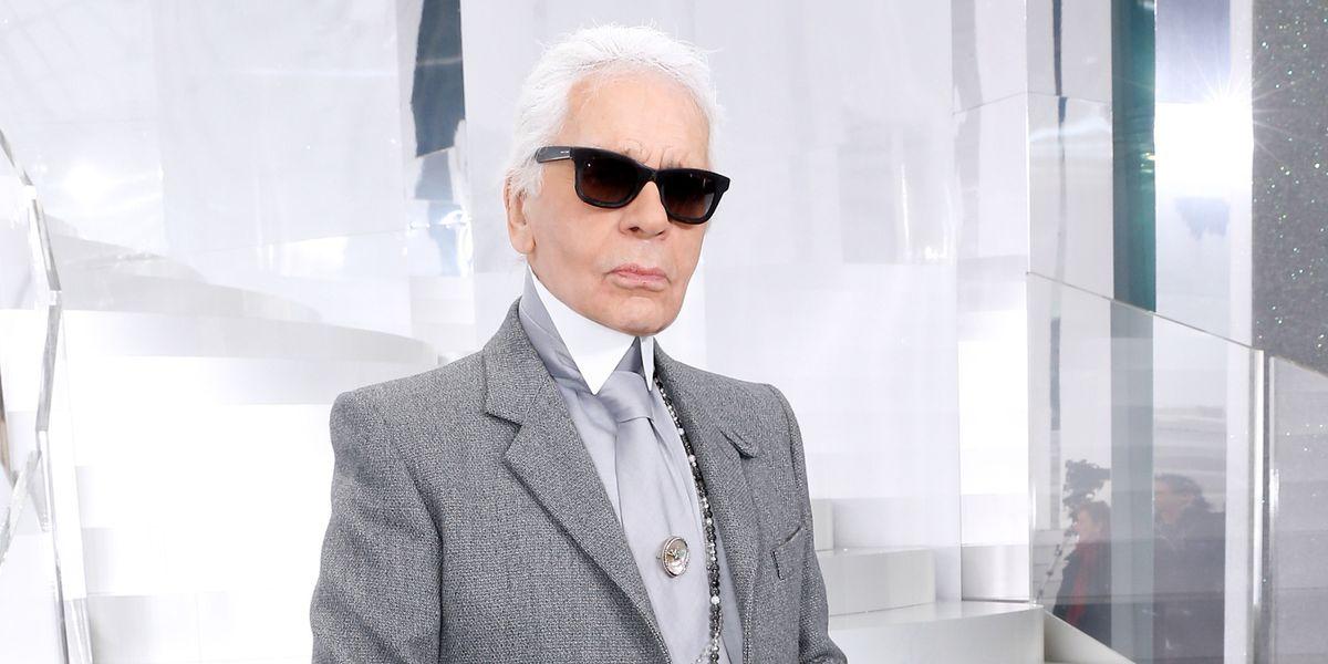 Mickey Boardman Remembers Karl Lagerfeld