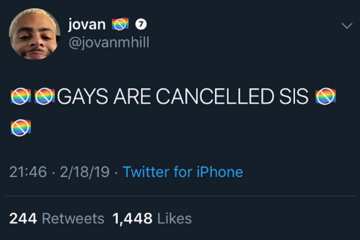 WTF Is This 'No Homo' Emoji?