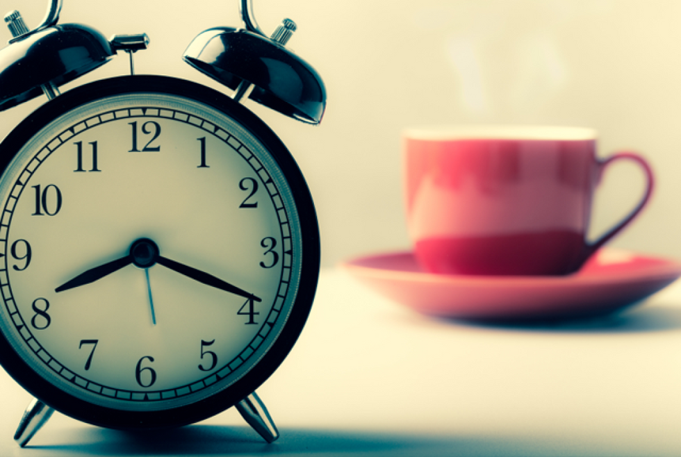 5 Hacks for the Fastest Morning Routine