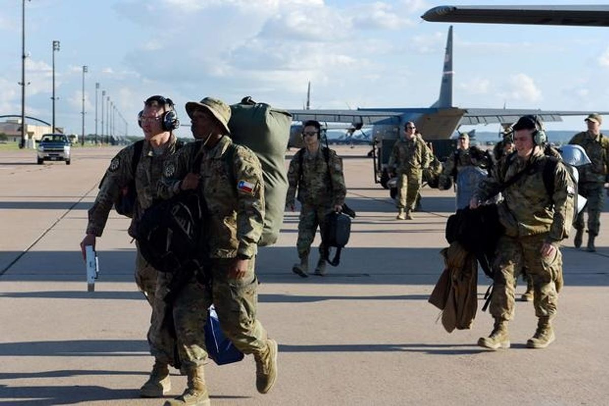 Air Force Issues New 'Deploy Or Get Out' Guidelines - Task
