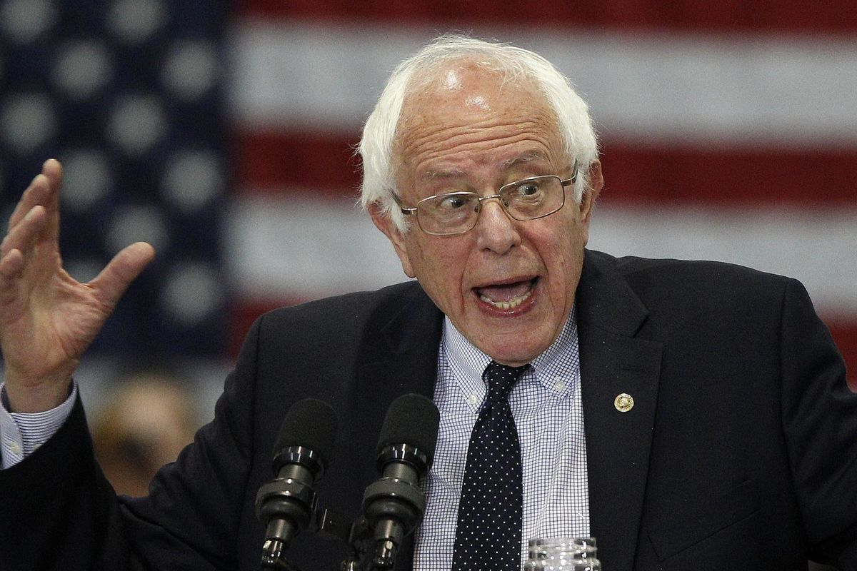 Sanders torna a gareggiare per la Casa Bianca e pensa di vestire i panni del populista