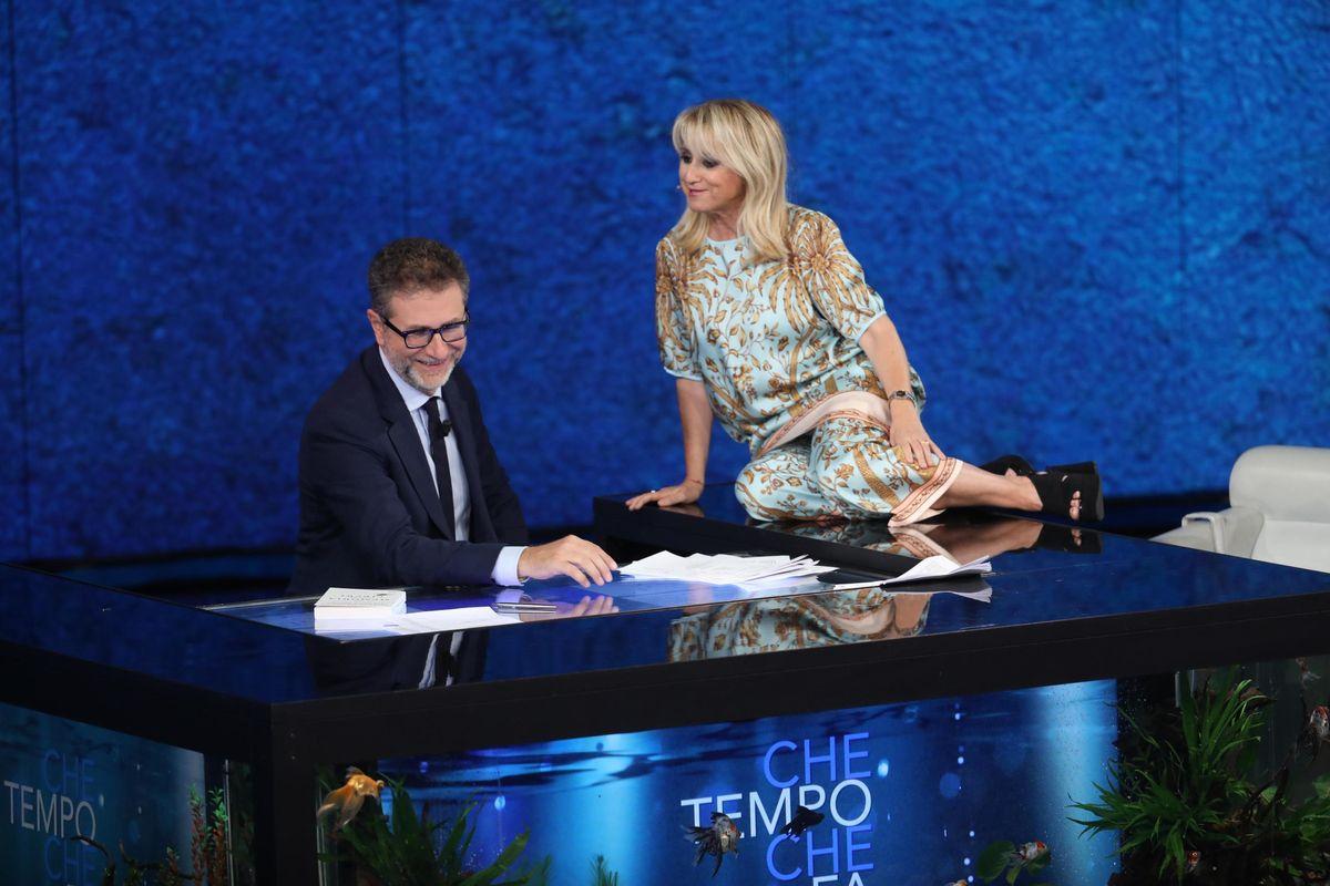 Fabio Fazio, 8 milioni di euro all'anno per non fare domande