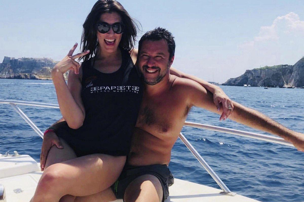 La Isoardi dice addio a Salvini. E il Pd respira