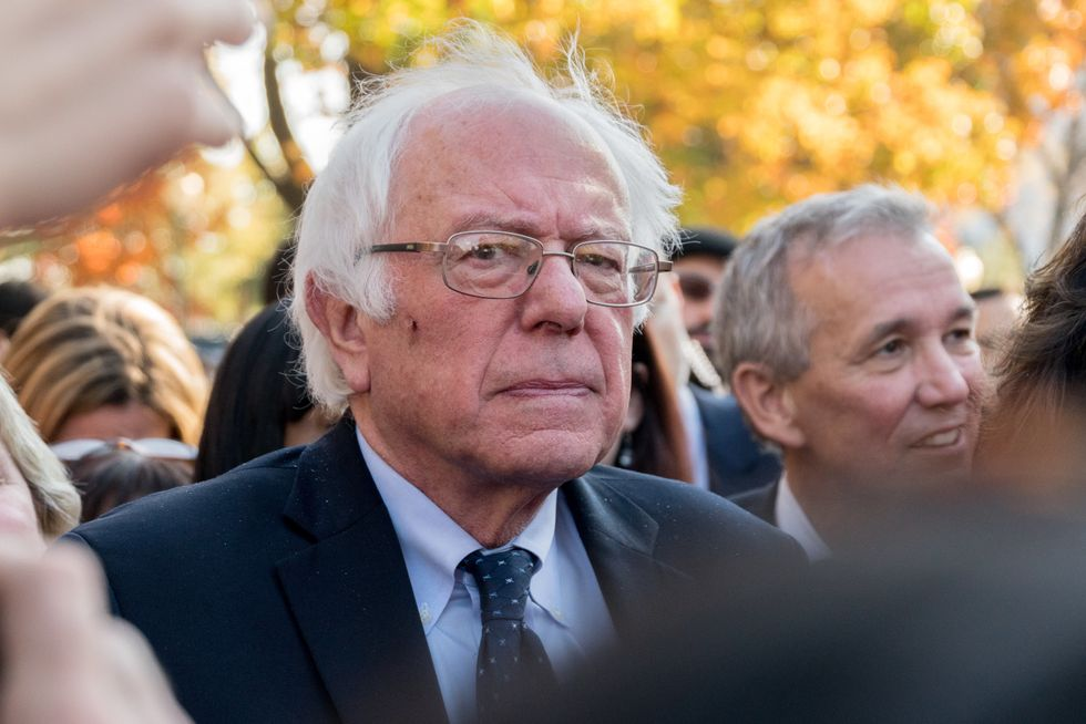 Bernie Sanders Is Running For President In 2020 And Dems Just Handed The GOP The Election, Again