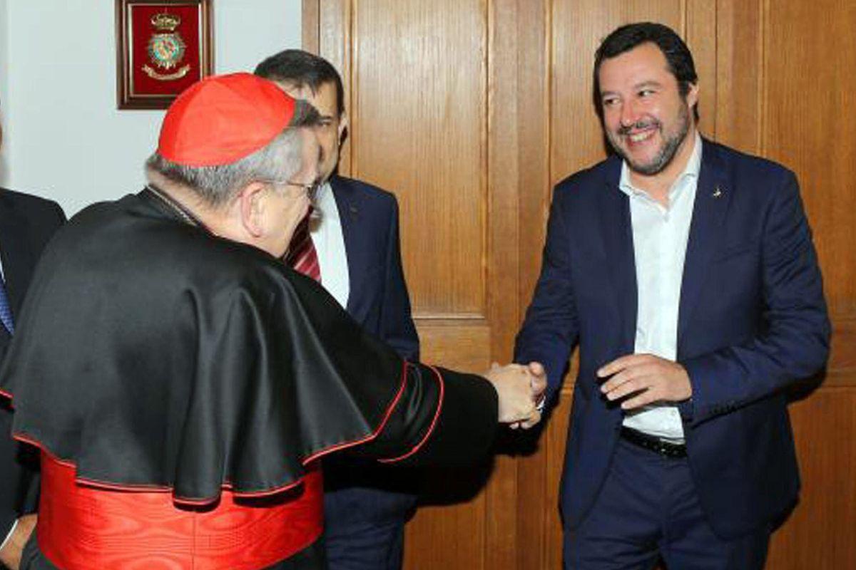 Il «partito» dei vescovi e dei preti ostili a Salvini. Dal pulpito lanciano «l'alternativa politica»