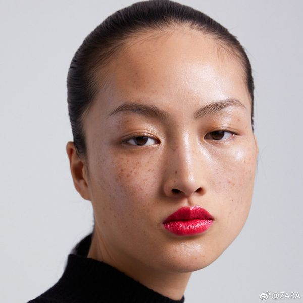 Zara Sparks Debate in China Over Model With Freckles
