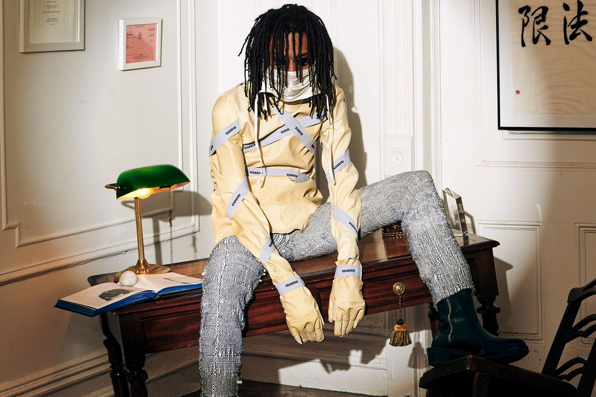 Michael Jackson and Bruce Lee Inspired This Designer